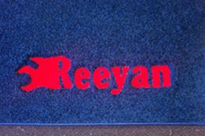 Binding Serging Carpet Remnants
